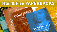 Hail and Fire Paperback Reprints and Republications now available!