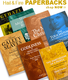 Online Christian Bookstore - Hail & Fire Paperbacks!