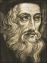 John Wycliffe (1320-1384ad) English Reformer and Bible Translator.