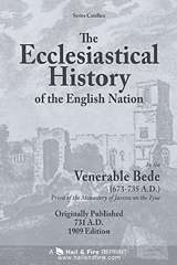 ONLINE BOOK: The Ecclesiastical History Of The English Nation by Bede