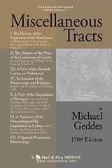 ONLINE BOOK: Miscellaneous Tracts by Michael Geddes