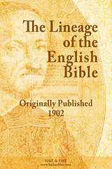 ONLINE BOOK: The Lineage of the English Bible by H. W. Hoare