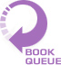 The BOOK QUEUE is a running list of the works currently being digitized for the Hail & Fire Online Library.
