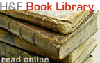 Hail & Fire Online Book Library - click here to read rare Christian, Puritan, Reformed and Protestant exhortational works, Catholic and Protestant polemical and apologetical works, bibles, histories, martyrologies, and works on eschatology.
