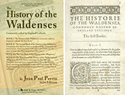 Read online - The History of the Waldenses by Jean Paul Perrin of Lyon (1624 Edition)