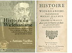 READ ONLINE - Histoire du Wiclefianisme. Ou de la Doctrine de Wiclef, Jean Hus, et Jerome de Prague, by Antione Varillas (1682 Edition)