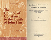 Read online - The Council of Constance to the Death of John Hus by James H. Wylie (1900 Edition)